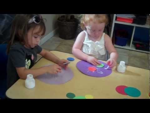 Preschool  Activities Art Class |BRENTWOOD CA||CHILD DAY CARE|SUNSHINE HOUSE|Oakley Martinez