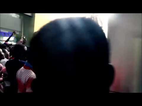 Cédric Bakambu crée une émeute au Mall de Kinshasa