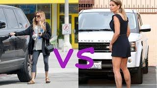 Ashley tisdale cars vs Candace cameron cars (2018)