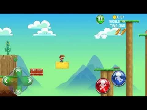 French's World Gameplay Walkthrough - World 1-K for Android/IOS