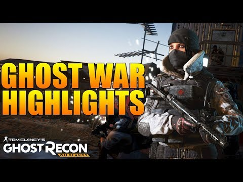 9MMC1 IS SERIOUSLY OP! | Ghost Recon Wildlands PVP Highlights #1