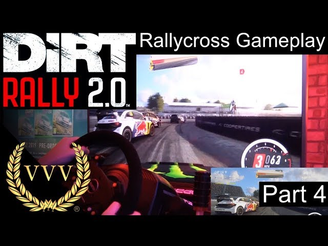 Dirt Rally 2.0 Part 4: Rallycross Gameplay PC Version