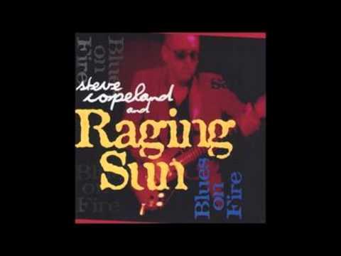 Steve Copeland & Raging Sun - Train of Life