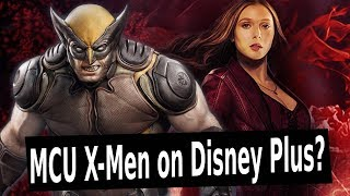 Could the MCU Mutants & X-Men be Introduced on Disney Plus??