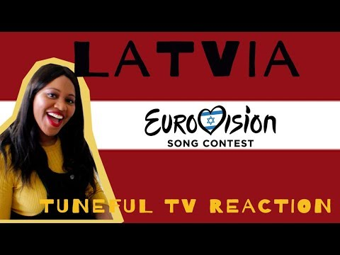 EUROVISION 2019 - LATVIA - TUNEFUL TV REACTION & REVIEW
