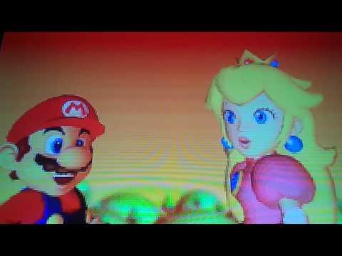Mario Pinball Land: Ending