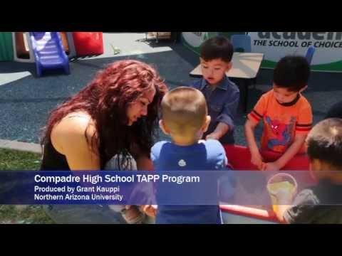 ACTV Presents: Compadre High School TAPP Program