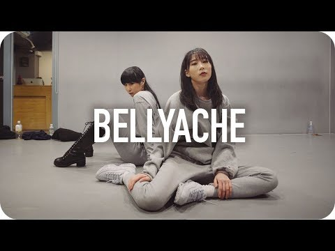 Bellyache - Billie Eilish / Tina Boo X Jin Lee Choreography