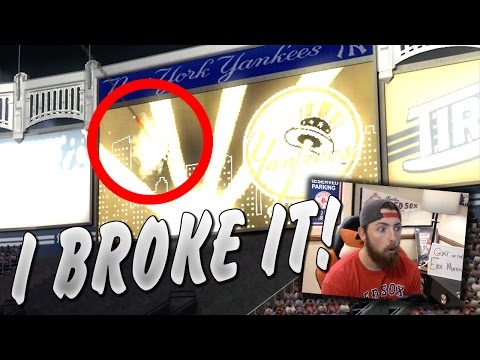 I BROKE THE SCOREBOARD! The Bigs Gameplay