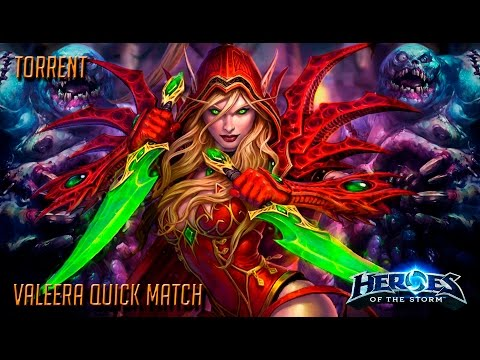 Heroes of the Storm: Valeera QM, dando pena :C
