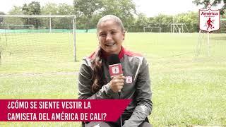 ⚽ Perfil de nuestra arquera Natalia Giraldo - América de Cali 🔥