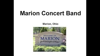 Concert: 6-25-2006, The Marion Concert Band