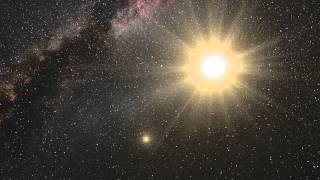 El sistema Alfa Centauri