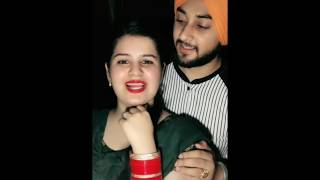 TikTok Latest Haryanvi VS Punjabi Couple Video | Haryana couple videos |  Punjabi couple Video