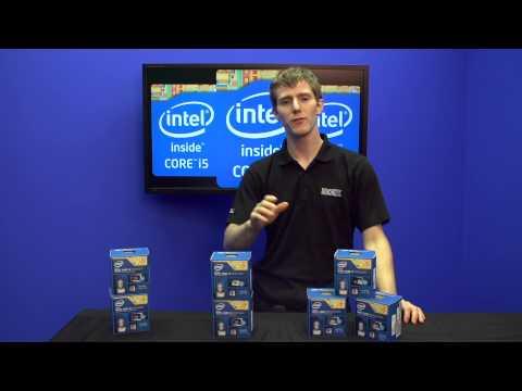 Intel 4th generation Core i5 & i7 processor series codenamed Haswell