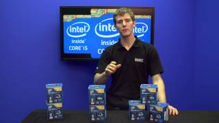 Intel 4th generation Core i5 & i7 processor series codenamed Haswell