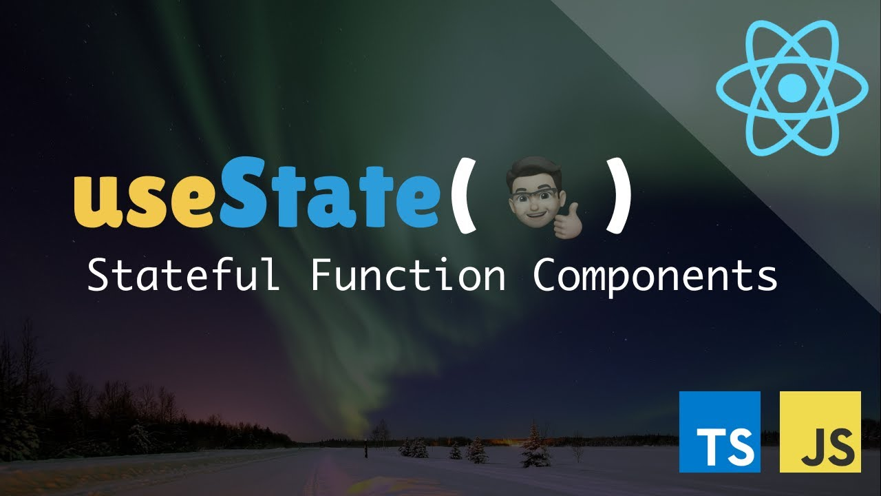 React useState hook (with TypeScript)