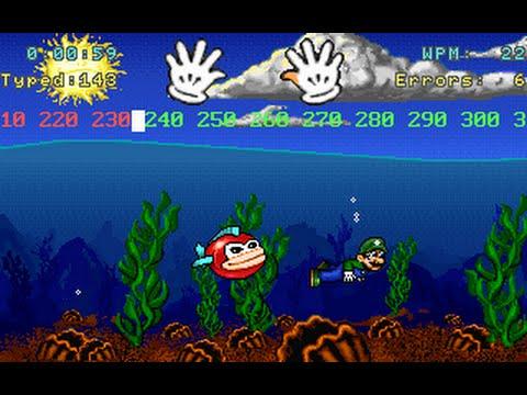 Le Huu Nhiem – Hướng dẫn cài đặt phần mềm Mario – Mario Teaches Typing