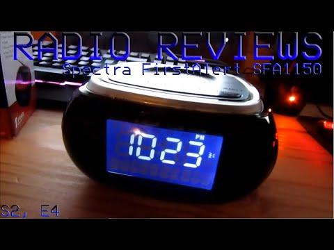 Radio Reviews: Spectra FirstAlert SFA1150