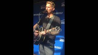 Brett Young - Mercy (Private Show)