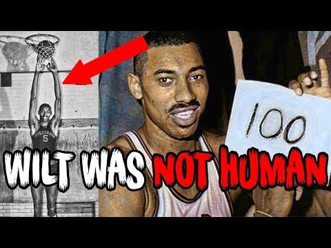 5 Stories that PROVE Wilt Chamberlain Was Not Human
