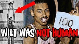 5 Stories that PROVE Wilt Chamberlain Was Not Human