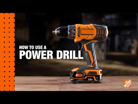 How to Use a Power Drill: A DIY Digital Workshop