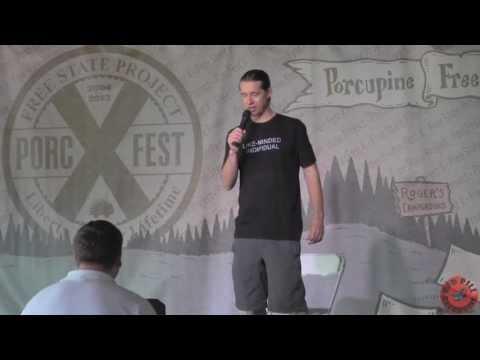Matt Philips - Free Cities: Competitive Governance - PorcFest X