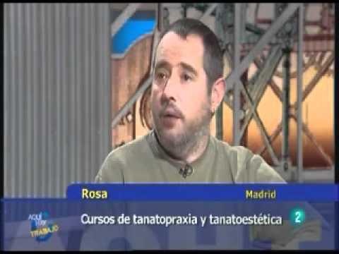 Aprender TANATOPRAXIA con los cursos del INSTITUTO ESPAÑOL FUNERARIO de YouTube · Duração:  4 minutos