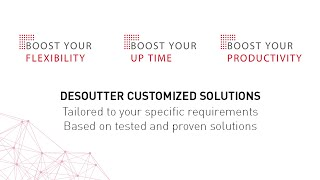 Desoutter Customized Solutions