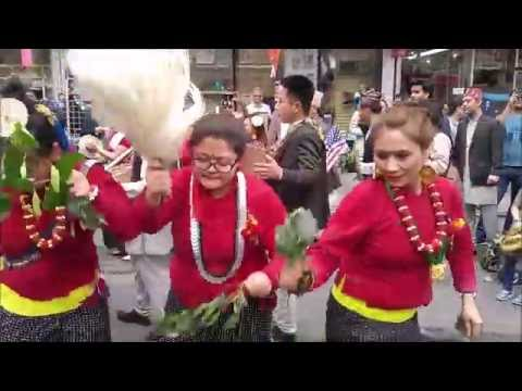 Nepal Day Parade 2016 New York with Pictures (in description)