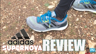 ADIDAS SUPERNOVA REVIEW (supernova glide 9)