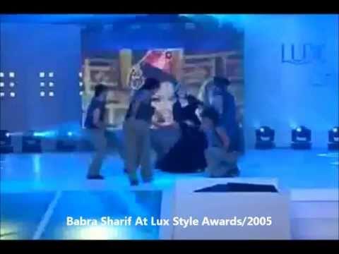 Naheed Akhtar - Babra Sharif At Lux Style Awards 2005