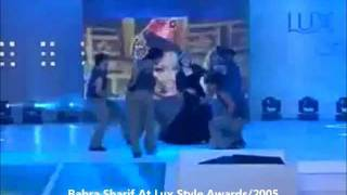 Naheed Akhtar - Babra Sharif At Lux Style Awards 2005