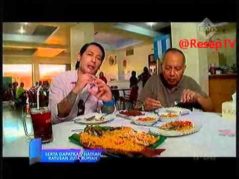 Pak Bondan & Chef Juna Makan Makan di Ambon Part 2