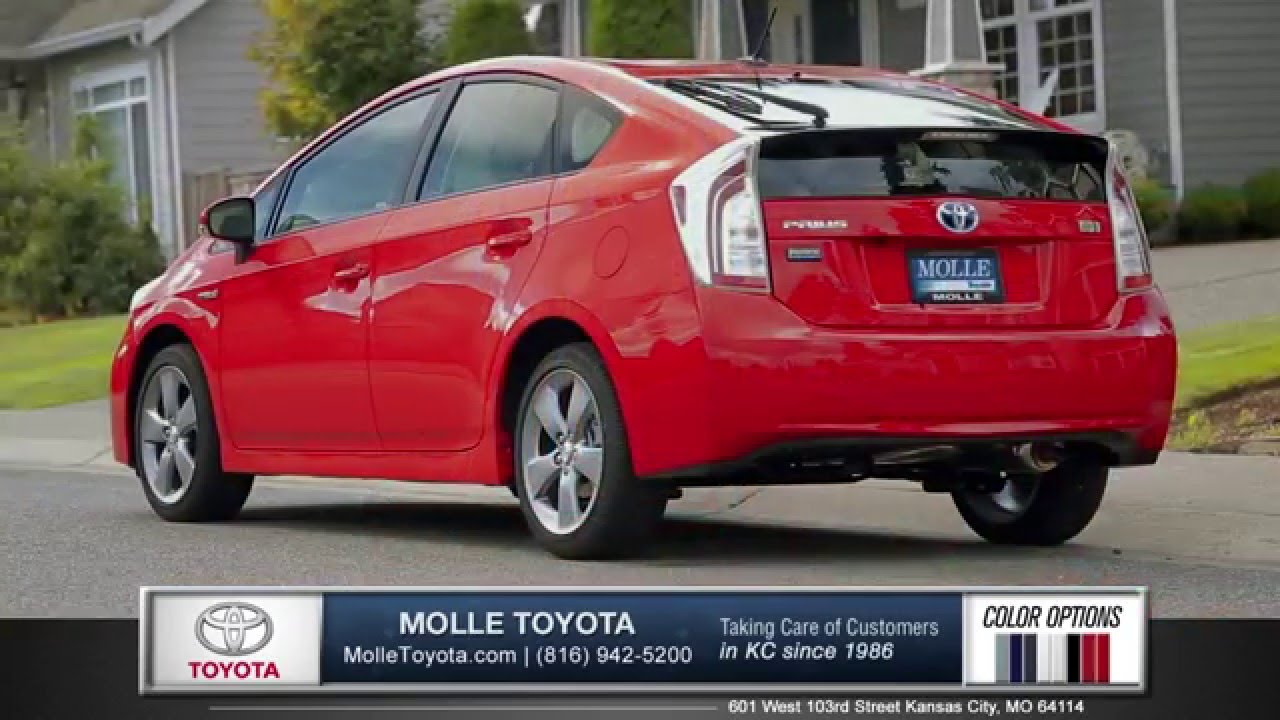 2017 Toyota Prius Walk Around Kansas City Mo Molle