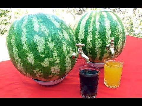 DIY - Watermelon Juice
