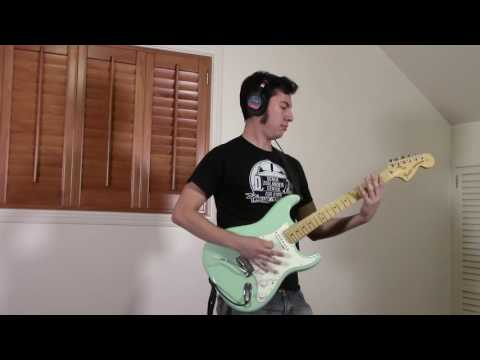 Andrés Carey-Zuniga - Guitar Cover of Incubus'