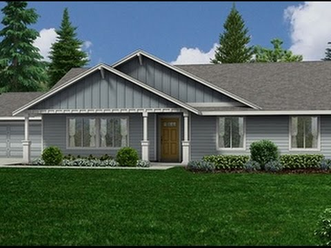 The Odell Built On Your Land Plan, Adair Homes Spokane Spokane Valley, WA 99216, 3 beds 2 baths 1,73