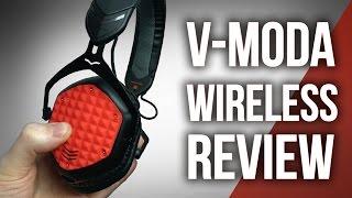 V-MODA Crossfade Wireless Headphones Review!