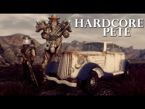 New Vegas Mods: Hardcore Pete's Magical Adventure!