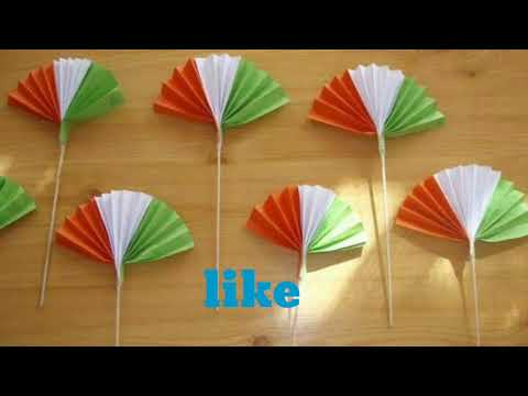 Republic Day Crafts For Kids Crazy Craft Crazy Craft
