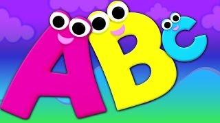 Chanson abc | Chansons pour enfants | Enseigner des alphabets | ABC Song For Kids | Baby Song