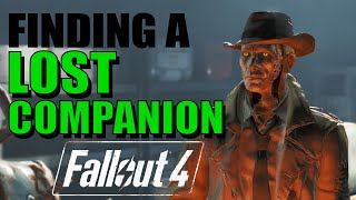 Fallout 4 Help Finding a Lost Companion - Part 2 Dogmeat, Piper, Nick, Curie More