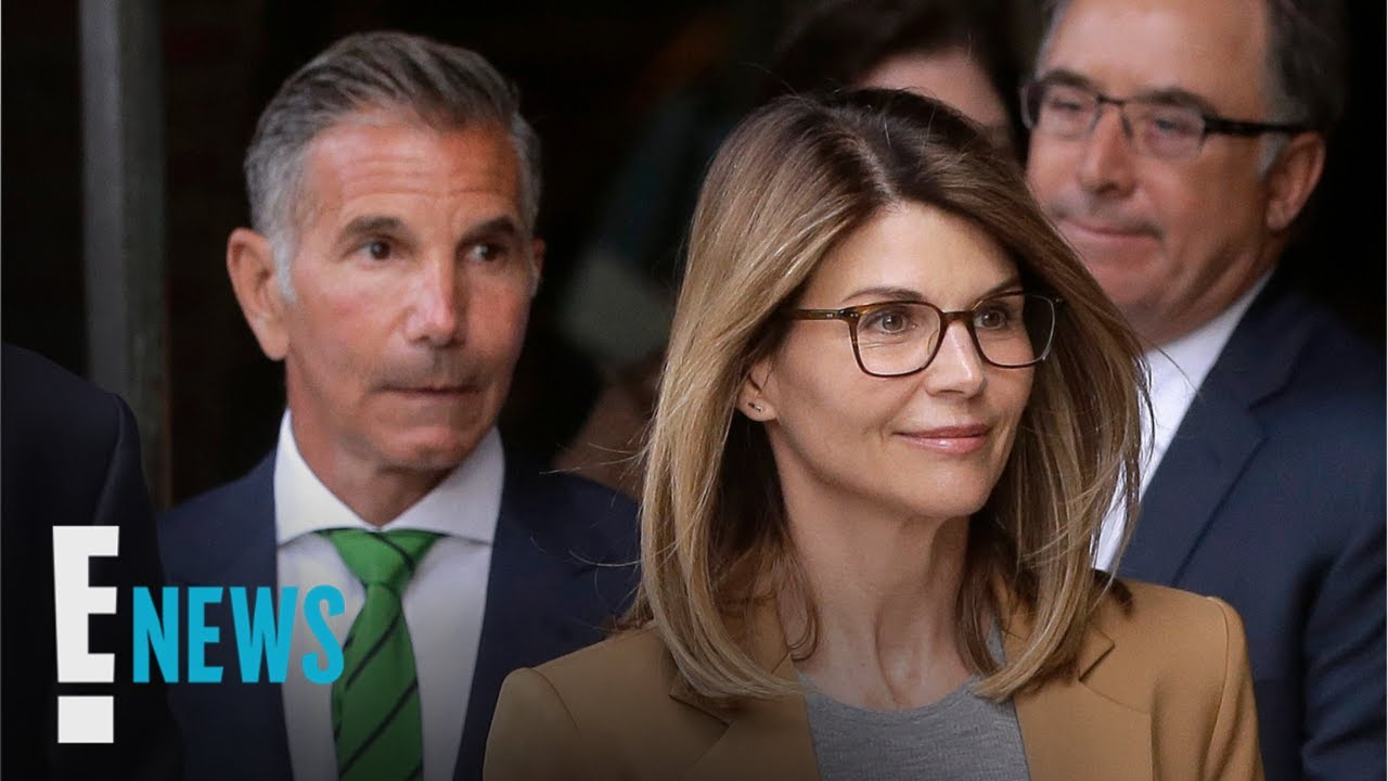 Lori Loughlin, Mossimo Giannulli Plead Not Guilty In College Cheating Scandal