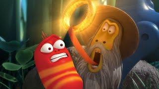 LARVA - LARVA OF THE RINGS | Cartoon Movie | Cartoons For Children | Larva Cartoon | LARVA Official