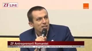 Marius Stefan - ZF Antreprenorii Romaniei - Capitalul privat romanesc