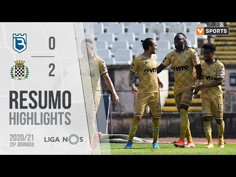 Belenenses Boavista Goals And Highlights
