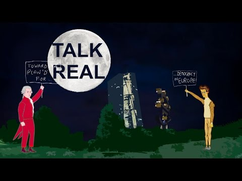 TalkReal in Vienna: Towards a Plan 'D' for Democracy in Europe