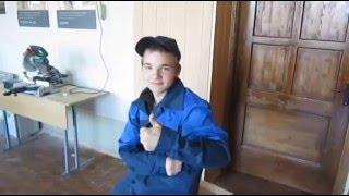 Мебельщик Гайко Михаил готовится к WorldSkills Belarus